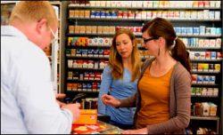 Einkaufen im Kiosk Körbecke